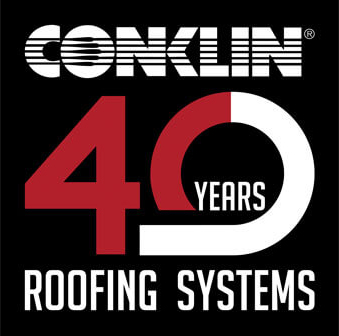 Conklin Roofing Systems - 40 years - Hawkeye Flat Roofing Solutions
