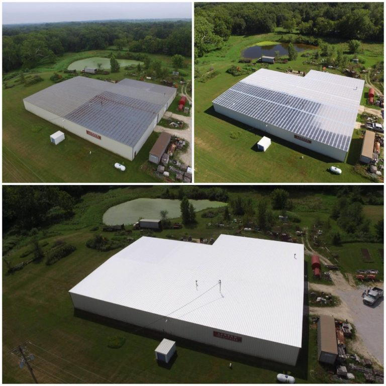 Commercial roofing expert - Hawkeye Flat Roof Solutions
