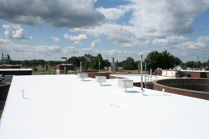 Metal Roof Waterproofing - Hawkeye Flat Roof Solutions