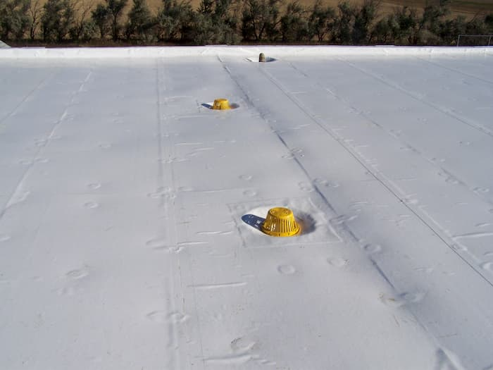 Single-Ply Roofing Des Moines IA - Hawkeye Flat Roof Solutions